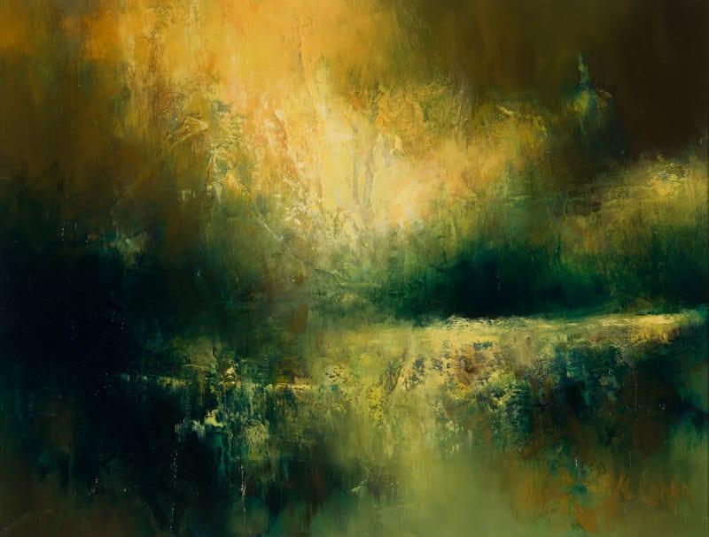 Kirstie Cohen, Yellow Cloud, 2019