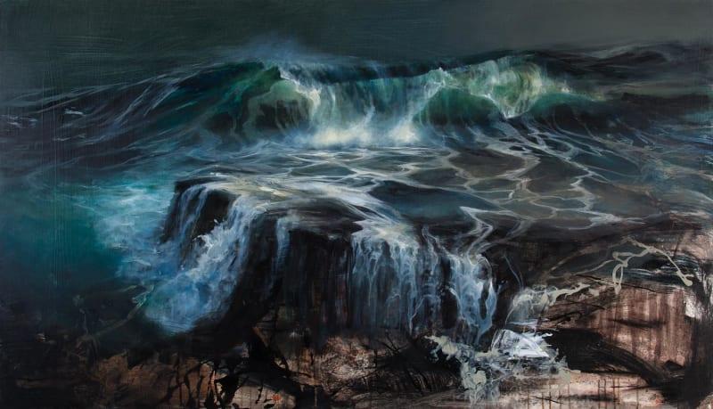 Beth Robertson Fiddes, Storm Surge, 2021