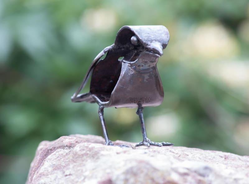 Helen Denerley, Fat Sparrow iv, 2020