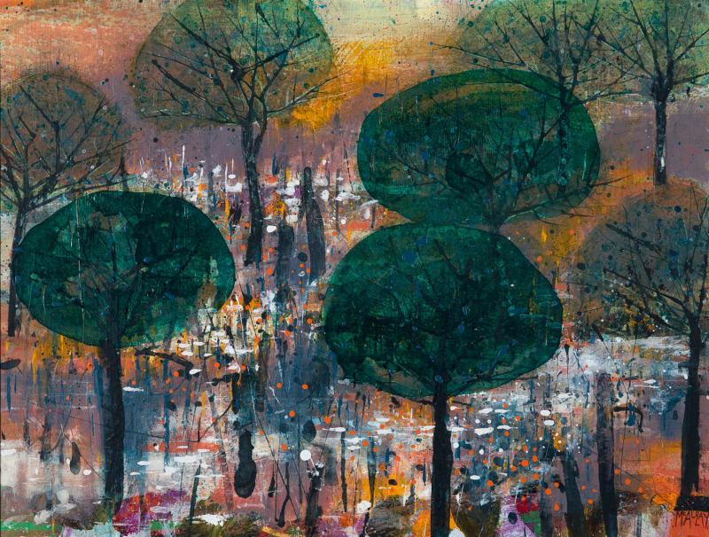 Robert McAulay, Park View iii, 2020