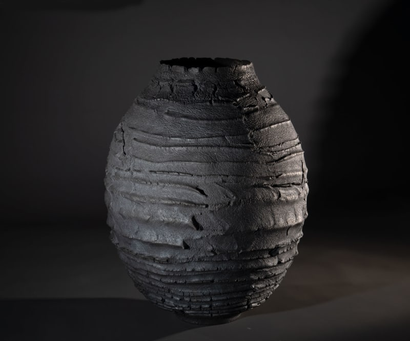 Patricia Shone, Erosion Jar | continued path, 2020