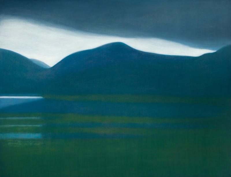 Cloud calls to calm water | Jane MacNeill