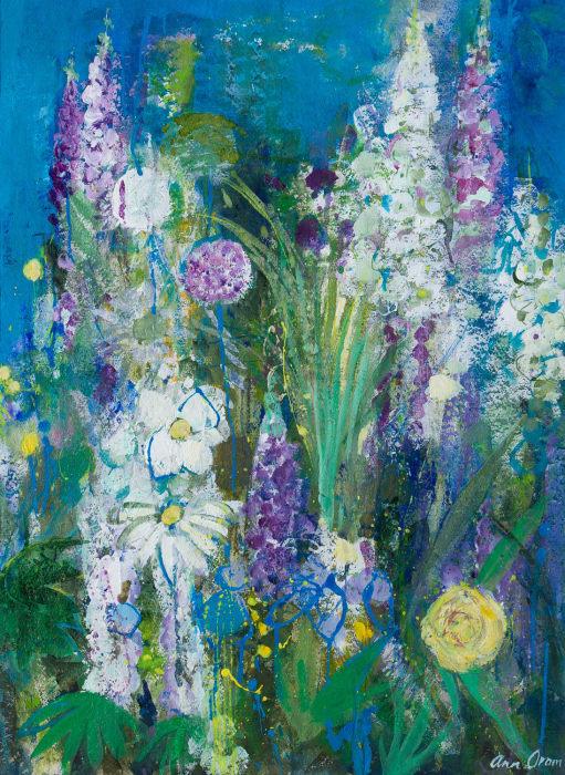 Ann Oram, Details of a Garden