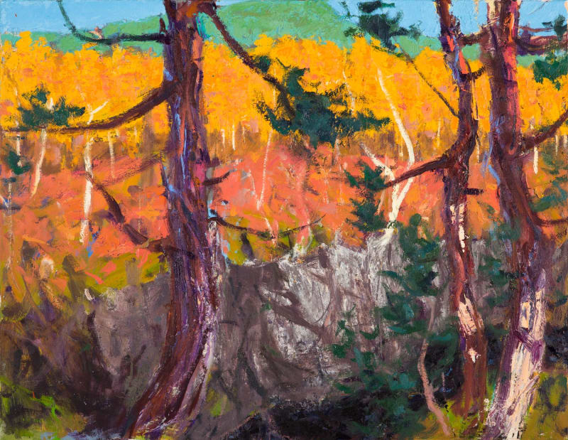 Allan MacDonald Canada painting