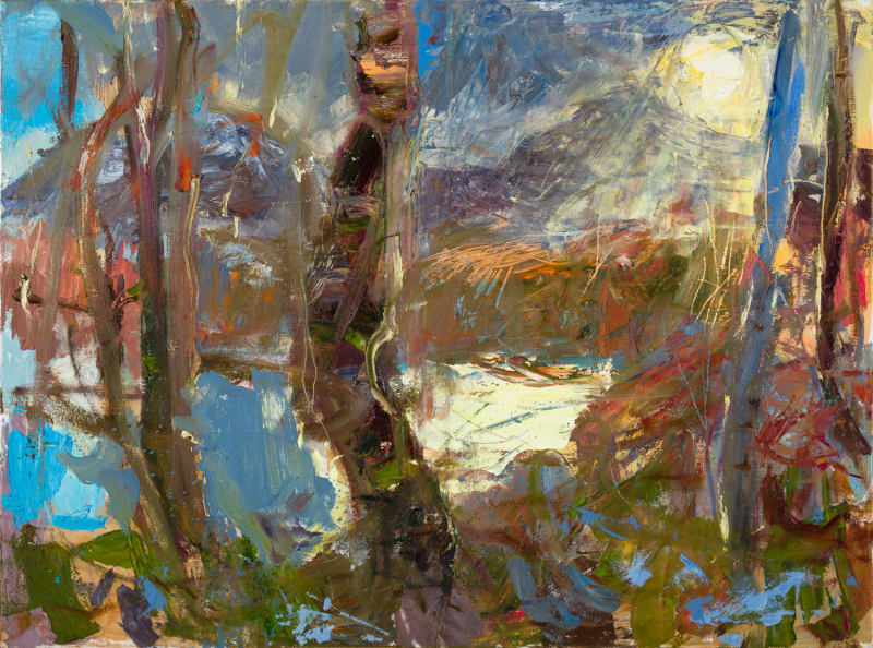 speed of light | ALLAN MACDONALD | Kilmorack Gallery