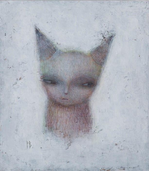Paul Barnes, Kitten, 2019