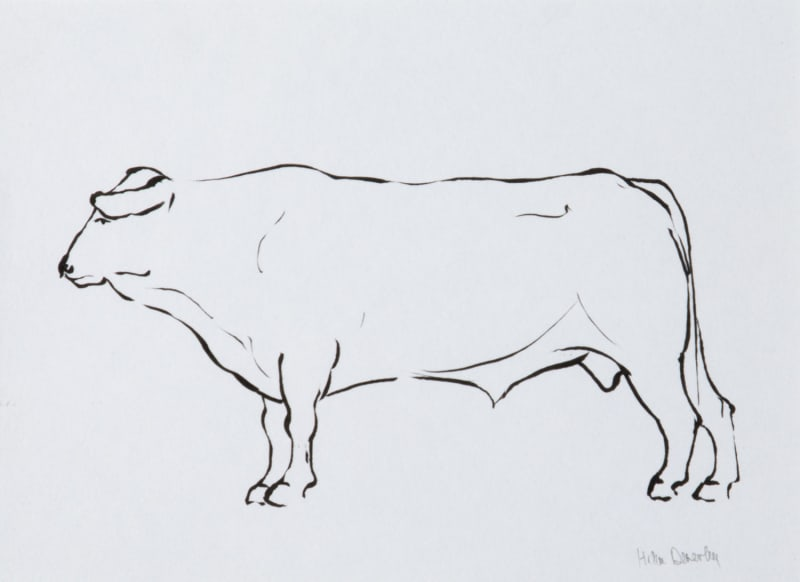 Helen Denerley, Bull, 2019
