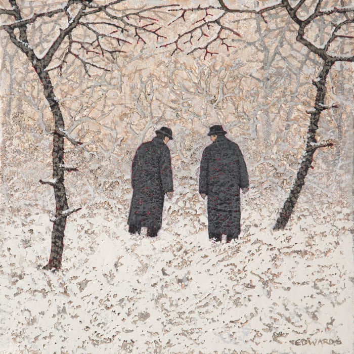 Mark Edwards, Looking for the Path, 2020