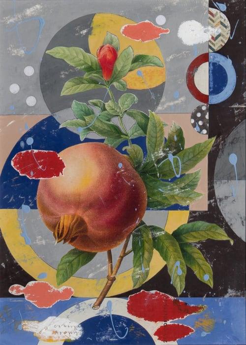 Colin Brown, Pomegranate, 2021