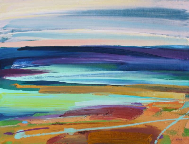 Shona Barr, Quiet Sea, 2020