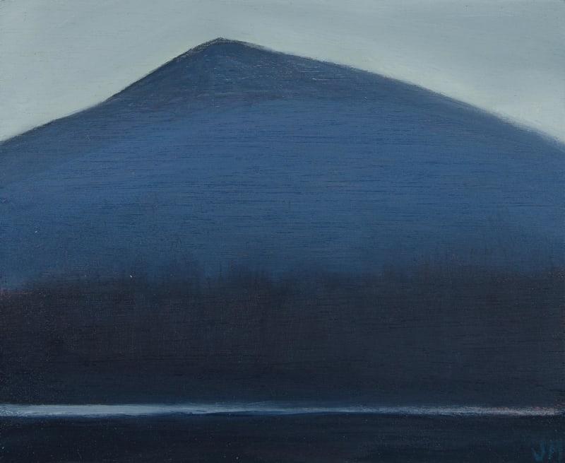 Jane MacNeill, Dark Peak (Lurcher's Crag), 2021