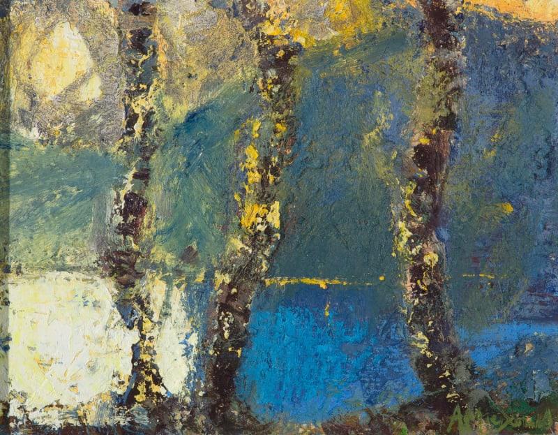 Blue and Gold | Allan MacDonald