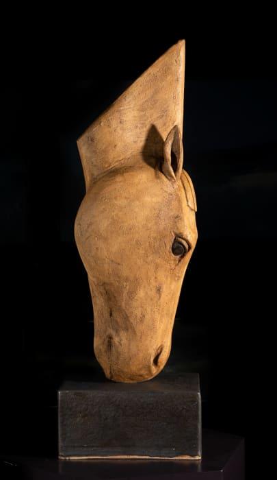 Illona Morrice, Grazing Horse, 2021