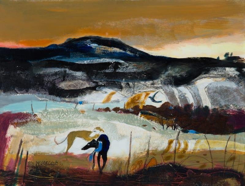 Christine Woodside artist | Strathmiglo Alert | Kilmorack Gallery