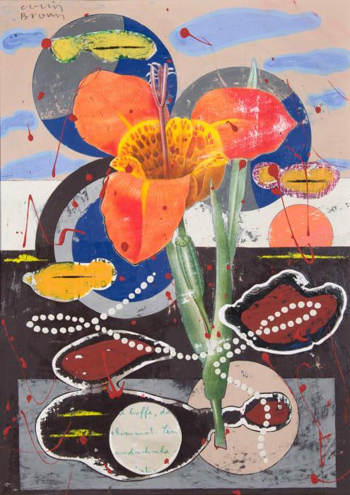 Colin Brown, Tiger Flower, 2020