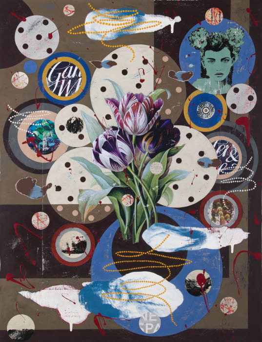 Colin Brown, Tulips, 2021