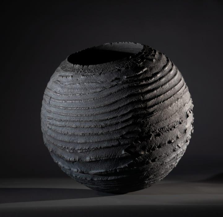 Patricia Shone, Erosion Jar | gestating, 2020