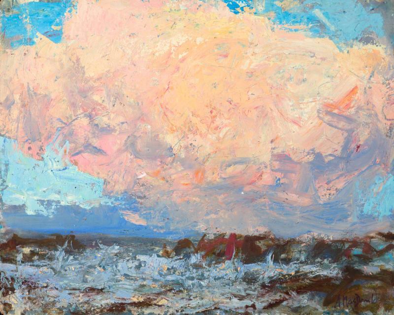 Pink Cloud | ALLAN MACDONALD | Kilmorack Gallery