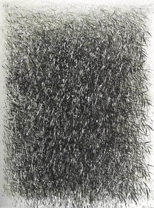 Fang Shao Hua 方少華, Bamboo Without Regulation - Rain Sound《無譜之竹 - 雨潤聲》, 2012