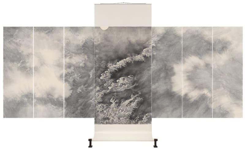 Li Huayi 李華弌, Episode of Clouds and Water 《雲水一章》, 2010