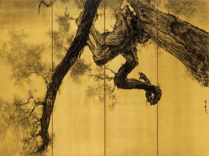 Li Huayi 李華弌, Union of Man and Nature 《天人合一》, 2017