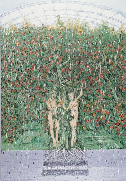 Fang Shao Hua 方少華, Leaning Love from Harmless Apple《要吃無公害的蘋果才會懂得愛》, 2007