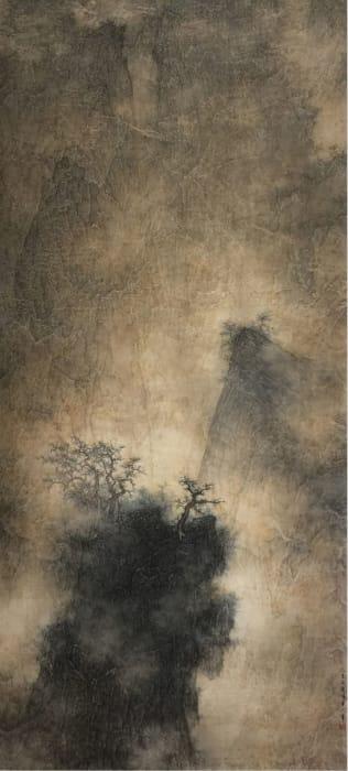 Li Huayi 李華弌, Landscape 《山水》, 2015