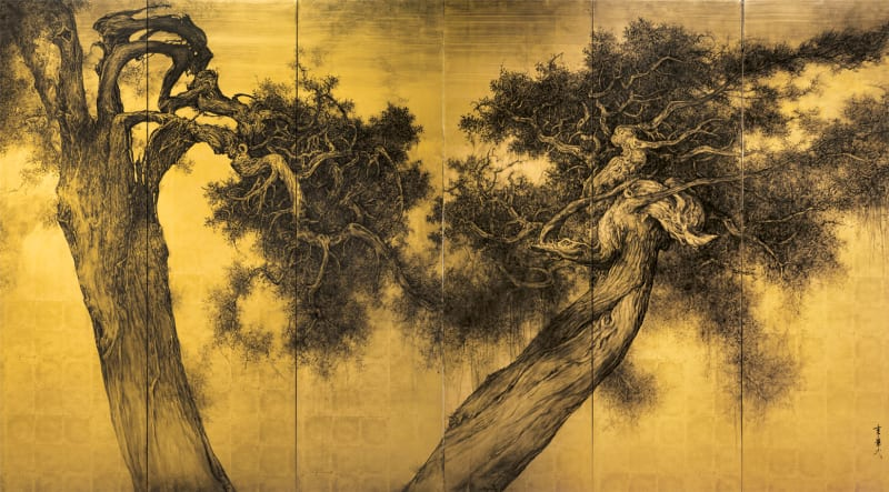 Li Huayi 李華弌, Wind Riding 《翔翥》, 2017