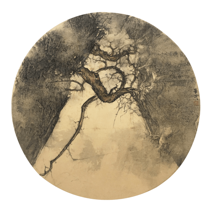 Li Huayi 李華弌, United Hearts from Common Roots《同氣連枝》, 2018