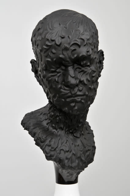 Barry X Ball, Portrait of Jeanne Greenberg Rohatyn, 2007-2011