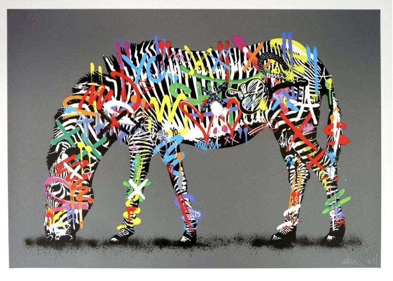 Martin Whatson, Zebra, 2014