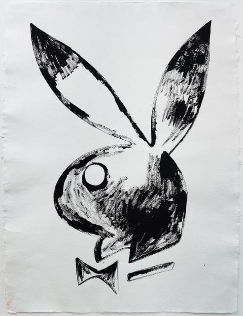 Andy Warhol, Playboy Bunny, 1985