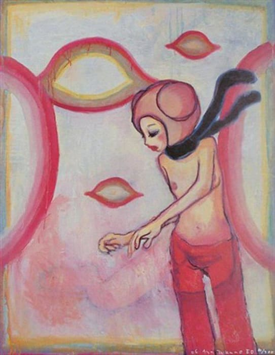 Aya Takano, Capricorn, 2006