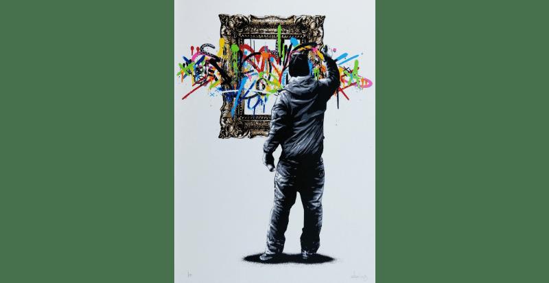 Martin Whatson, Framed, 2013