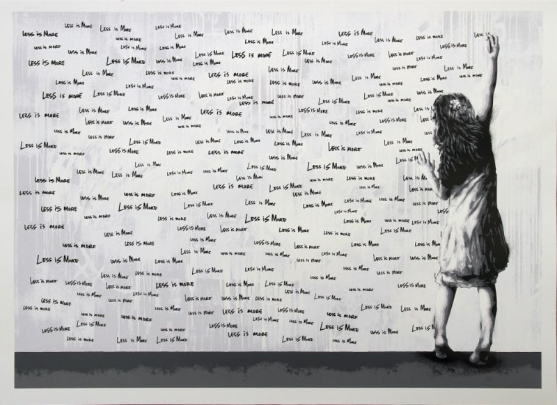 Martin Whatson, Less is more , 2014