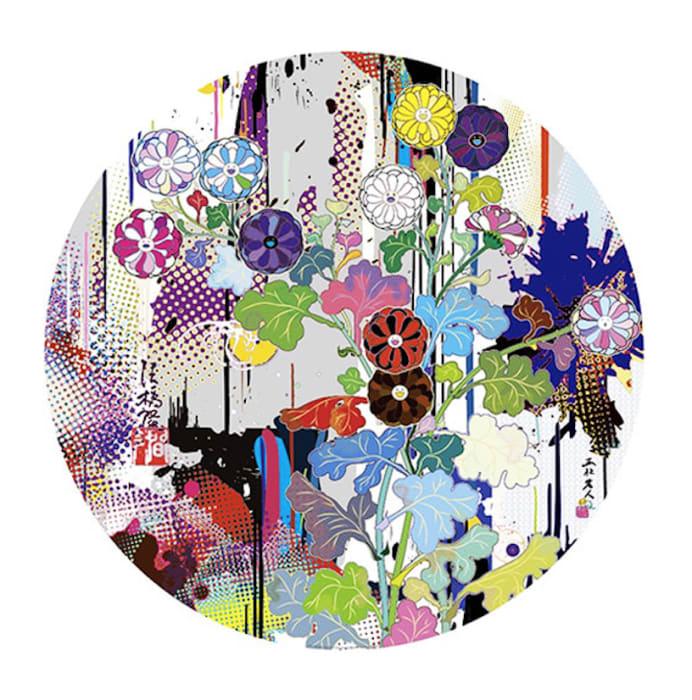 Takashi Murakami, Korin: Superstring Theory, 2015