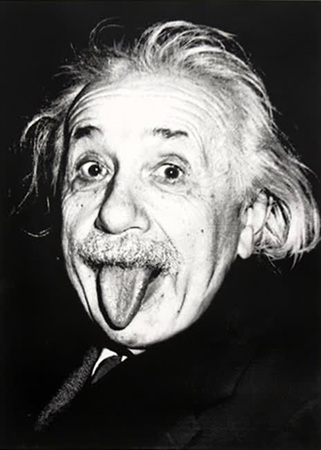Mr. Brainwash, Happy Birthday Einstein!, 2018