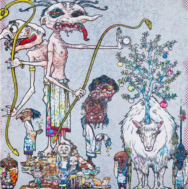 Takashi Murakami, Assignation of a Spirit, 2015