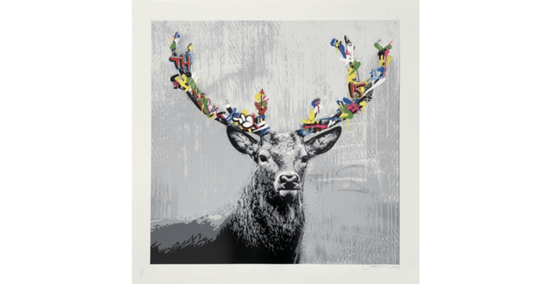 Martin Whatson, The Stag, 2020