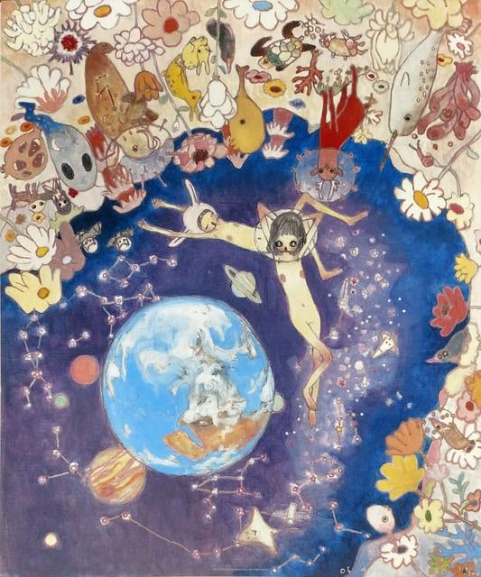 Aya Takano, Earth, 2006