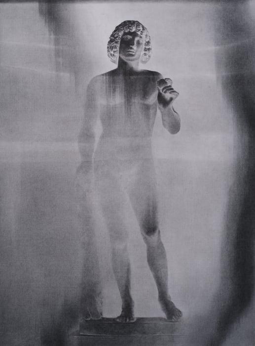 ZHANG Yunyao, Standing Figure, 2017