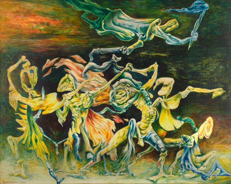 Kurt Seligmann, Le génie de la conviction, 1943
