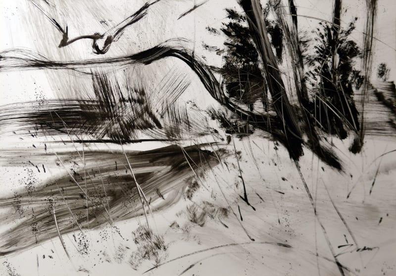 Kim Zarney, KZ0355 Winter Stream I, 2013