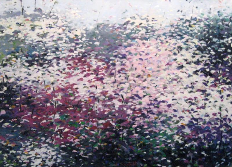 Carl Krabill, Blooming, 2009