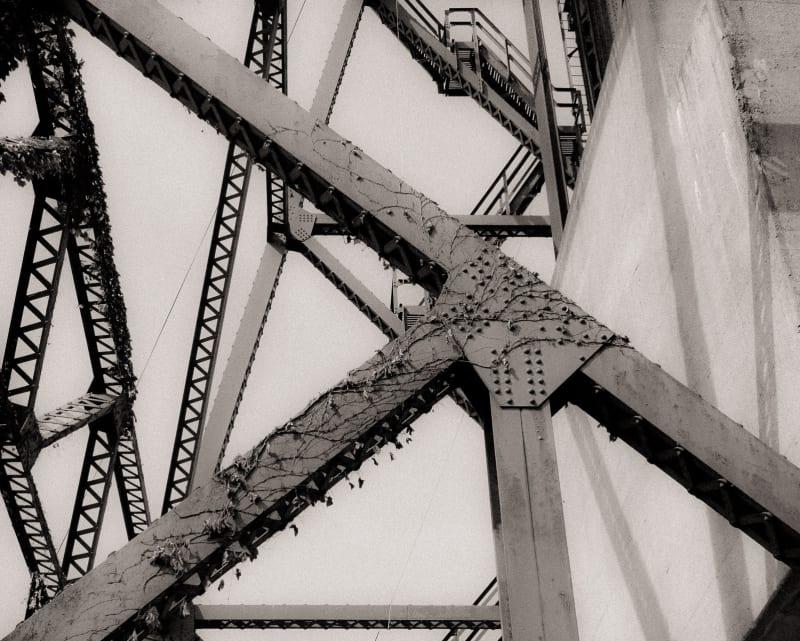 John Tellaisha, Eagle Ave. Bridge Detail, 2012
