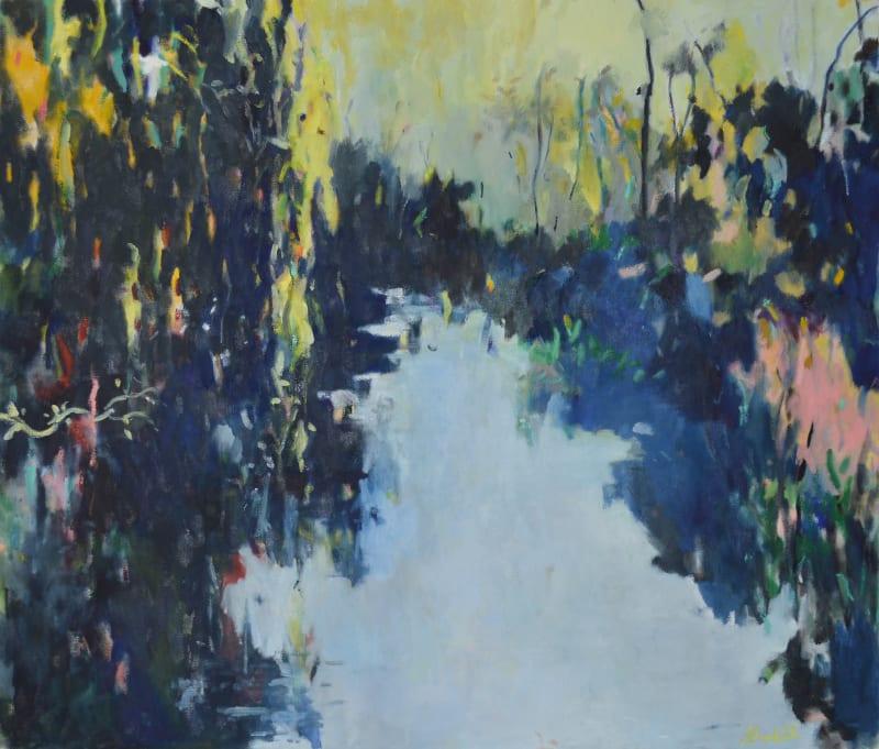Carl Krabill, Lemon Sky, 2015