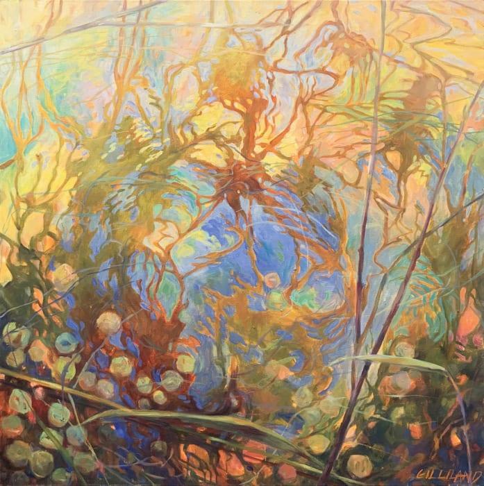 Pamela Gilliland, Water Reflection 11