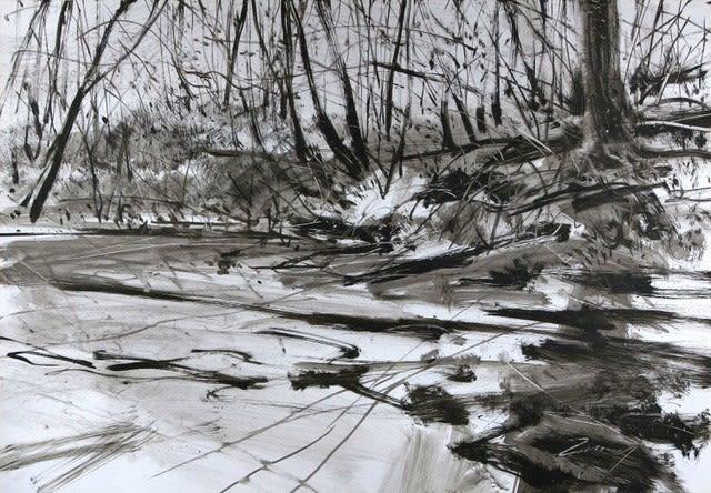 Kim Zarney, KZ0342 Waterfall, 2013