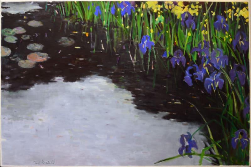 Carl Krabill, Sparkling Water