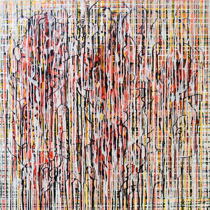 Marilyn Farinacci, Untitled #15-14, 2018